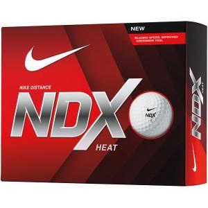 NDX heat golf balls