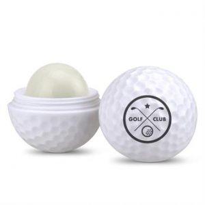 Golf ball lip balm GB18